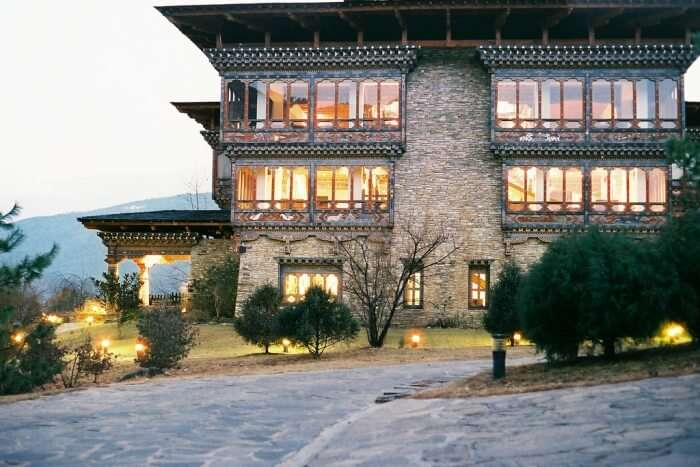 Coronation Park In Bhutan