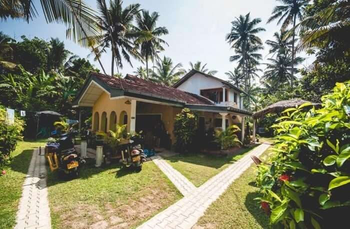 Plantation Surf Inn's Restaurant