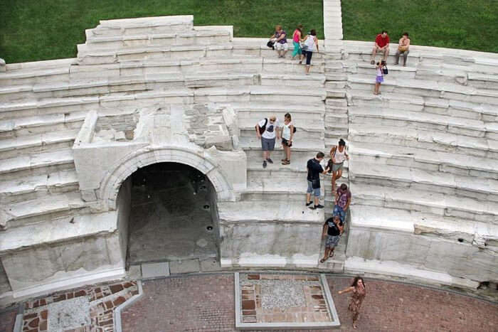 Plovdiv Roman Stadium