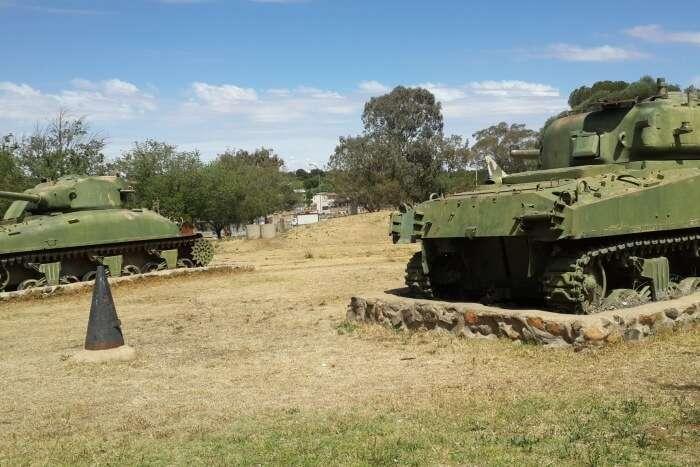 Queen's Fort Military Museum