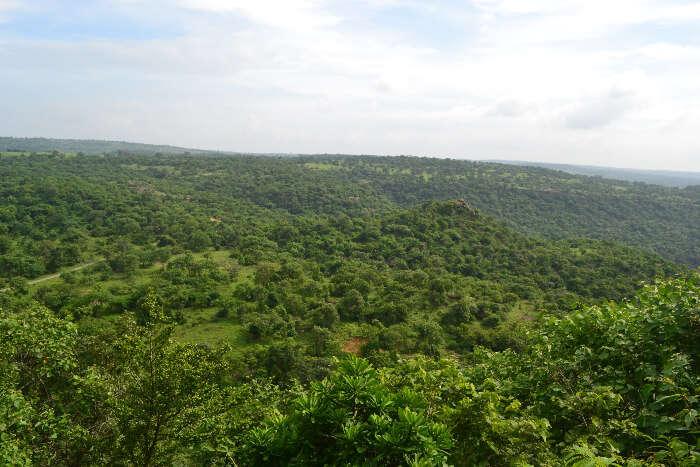 Ramgarh in India
