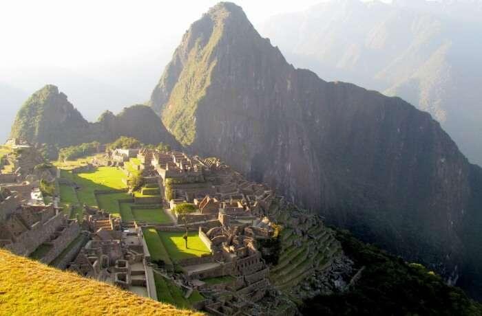 Reach Machu Picchu