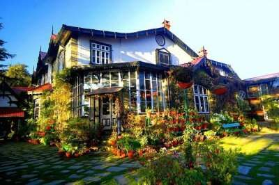 Resorts in Shimla_22nd oct