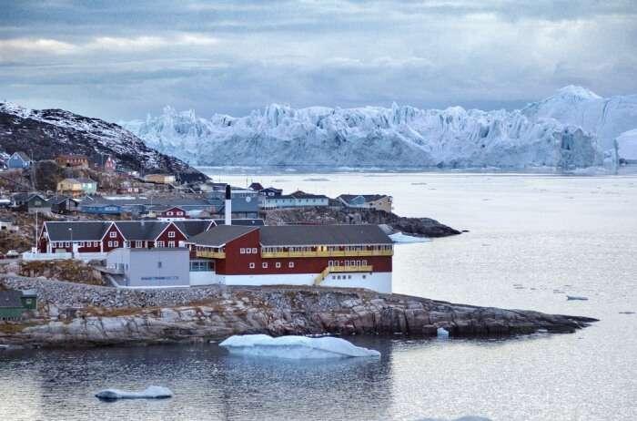 Restaurant Mamartut, Ilulissat