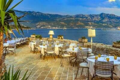 Restaurants in Montenegro