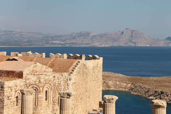 Rhodes in Greece, Europe