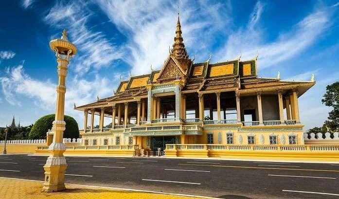 Royal Palace is a stunning