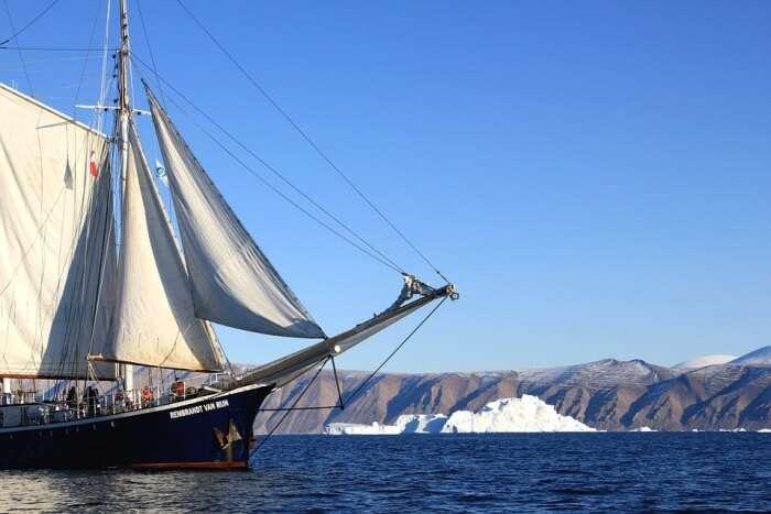 Sailing or Kayaking