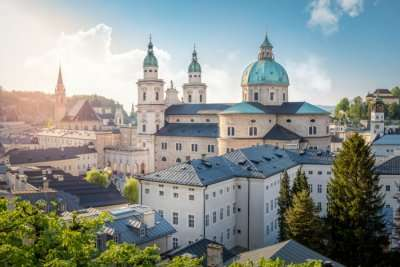 Salzburg Castles