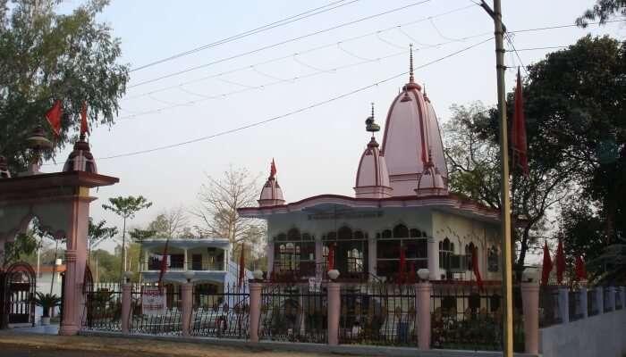 Hanuman Temple Varanasi