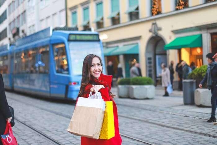 Shopping In Munich