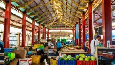 Sir Selwyn Selwyn-Clarke Market