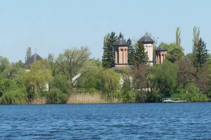 Snagov Natural Park