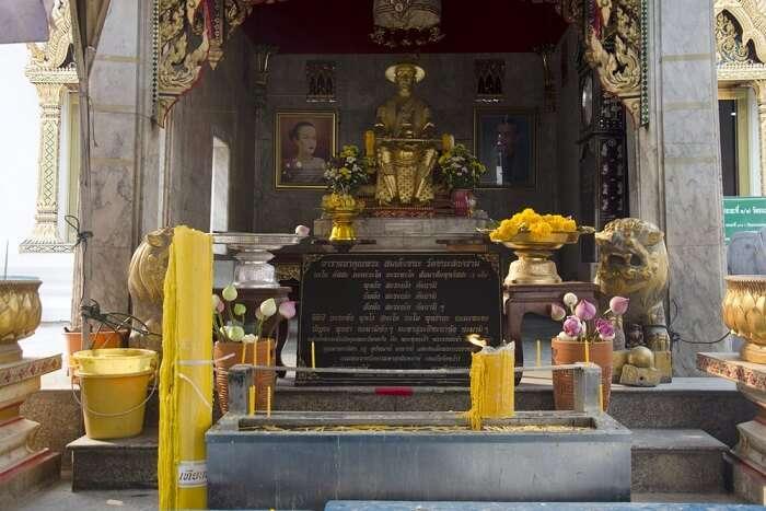 Somdet Phra Chao Taksin Shrine