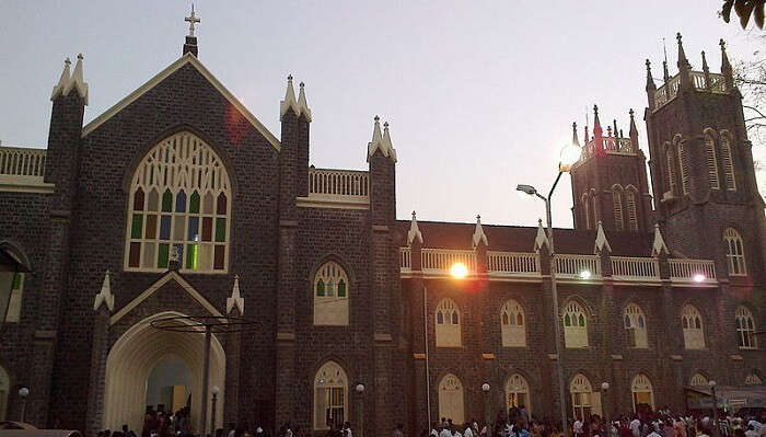 St. Andrew's Forane Church In Alleppey
