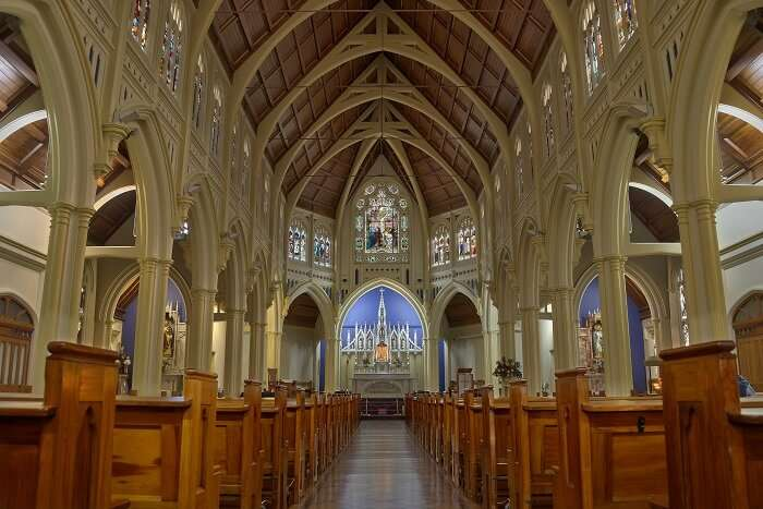 St. Marys of the Angels