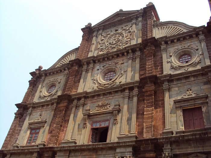 St Xaviers Church goa