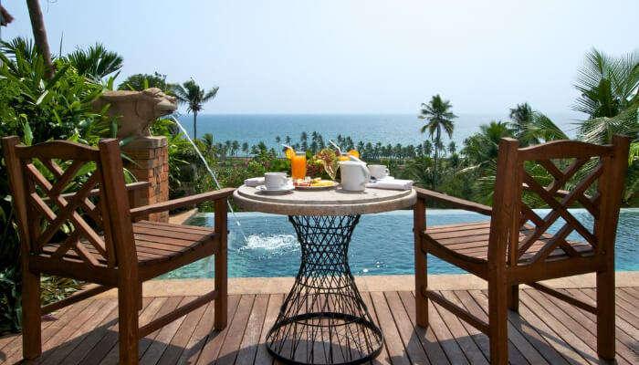 Taj Green Cove Resort, Kerala