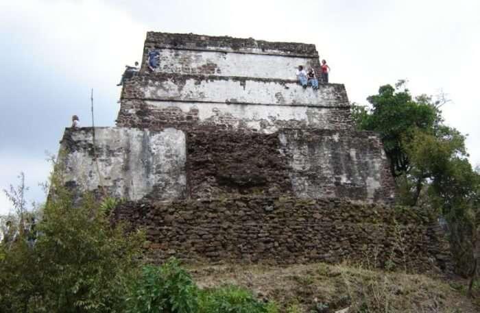 Tepozteco in Mexico