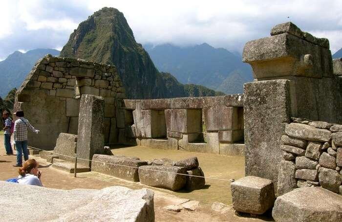 The Temple Of Three Windows