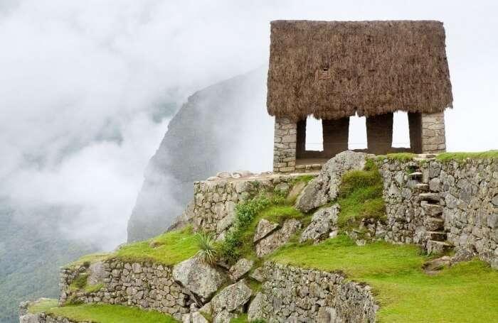 The Watchman's Hut