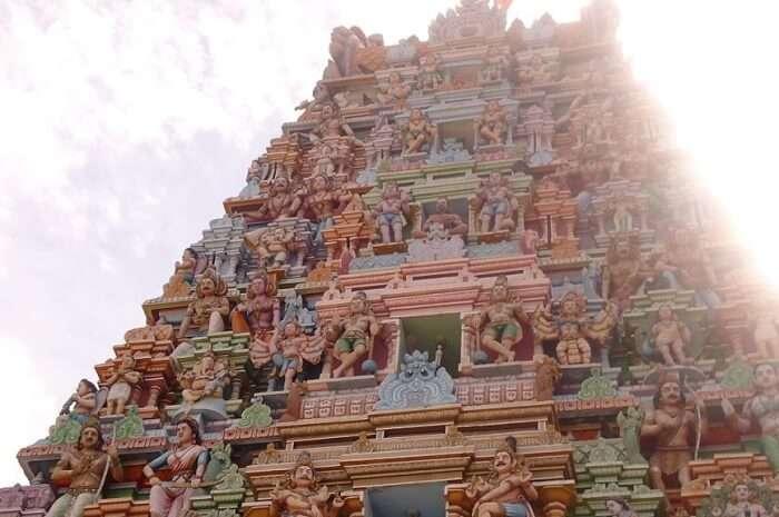 Thiruketheeswaram Kovil