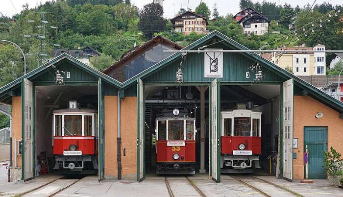 Tiroler MuseumsBahnen