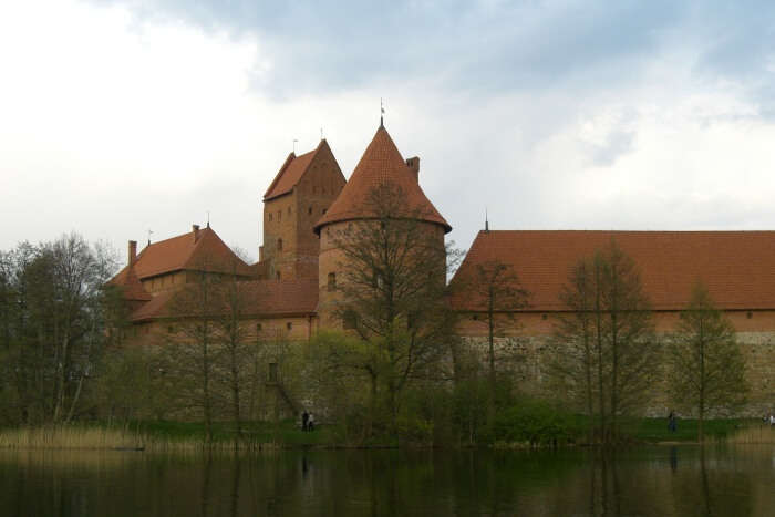Trakai Island Castle