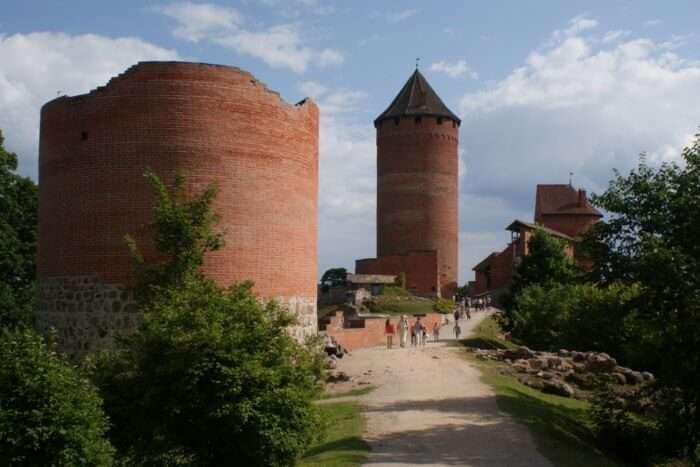 Turaida Castle