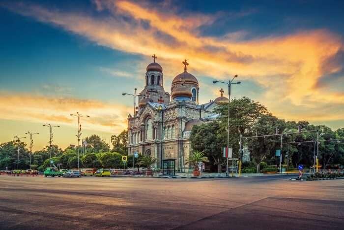 Fabulous Varna in March