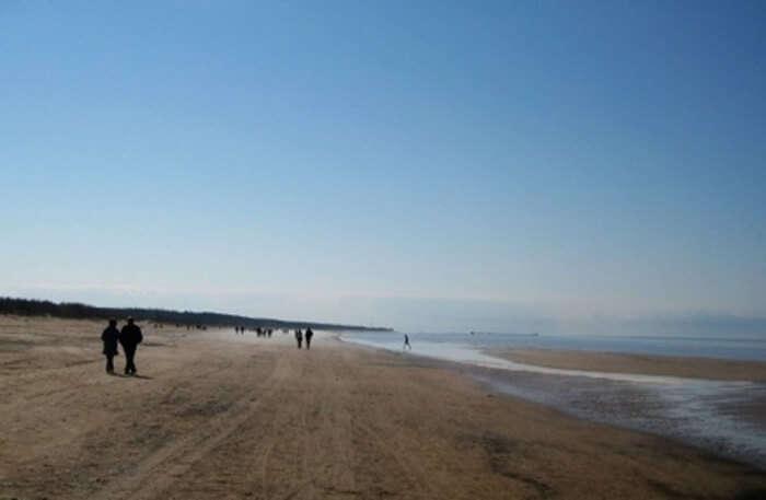 Vecaki Beach