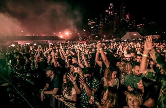 Venue Of The EDM Festival In Dubai 2019