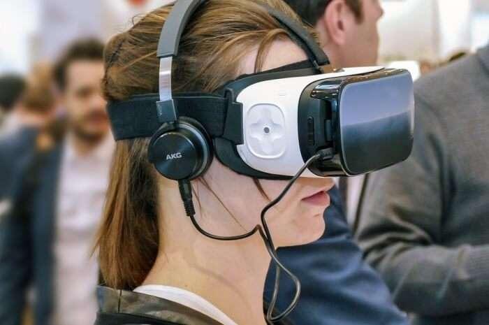Virtual Reality games at V Room