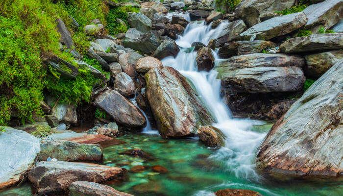 Waterfalls In Himachal Pradesh cover