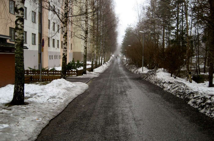 Weather In Finland During April