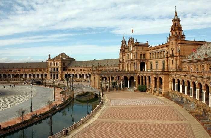 Weather In Seville In Winter