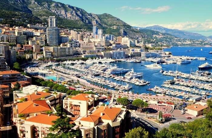 Weather Of Monaco In April