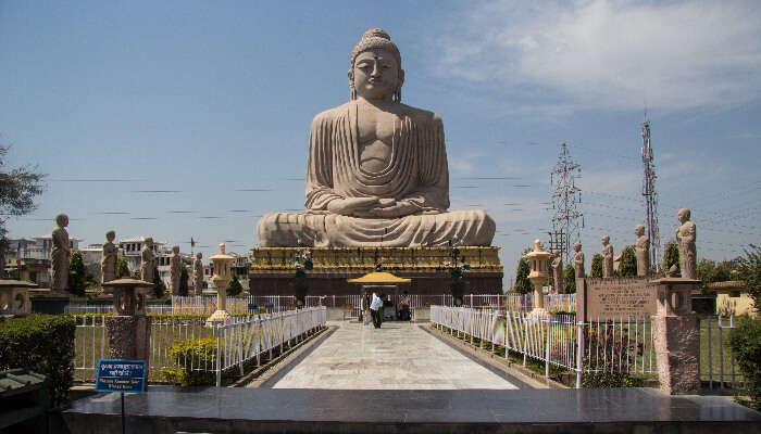 Bodh Gaya in Bihar
