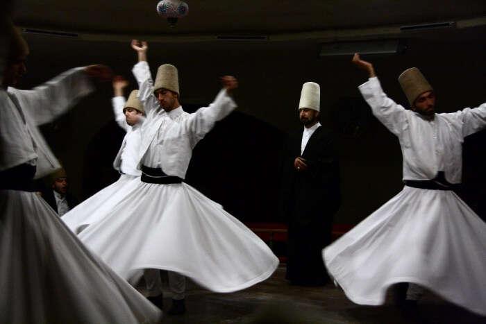 World Sufi Spirit Festival in Rajasthan