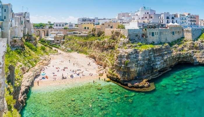 beautiful bari beach