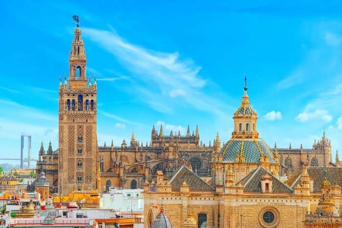 churches in Seville