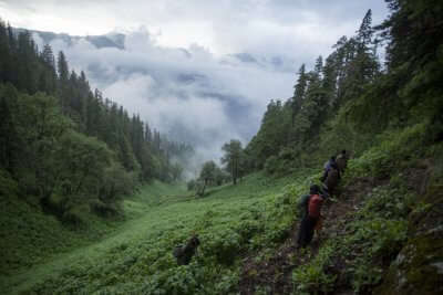 Adventurous Treks Near Kasol