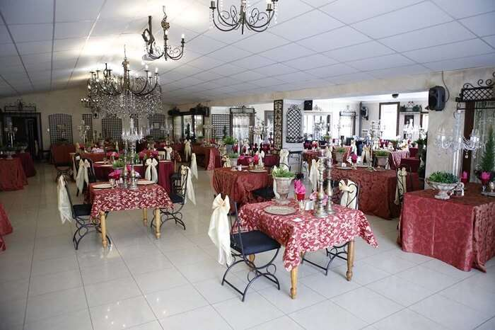 places for wedding in bloemfontein