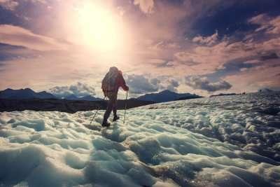 Wonderful Trekking in Alaska