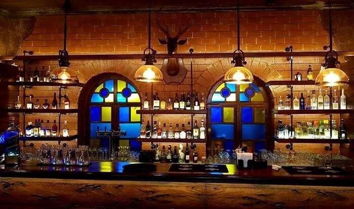 bar in south goa