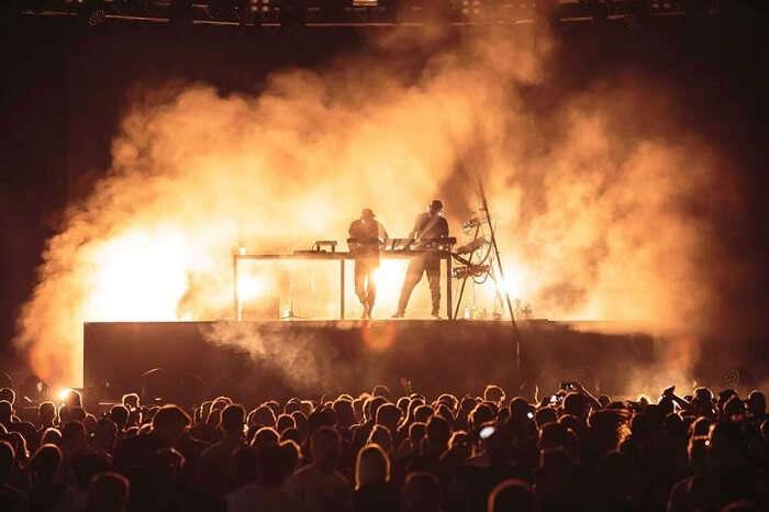 dubai EDM festival cover
