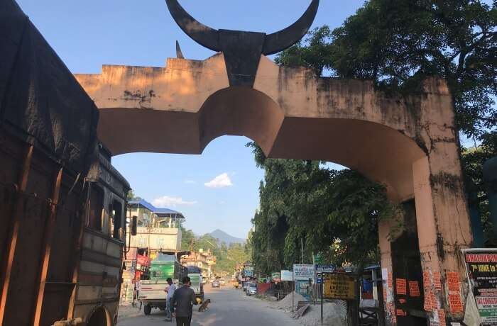 entry to Arunachal Pradesh
