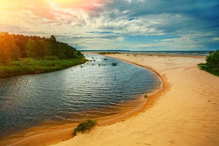 latvia beaches