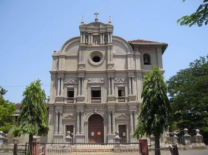 church in loutolim