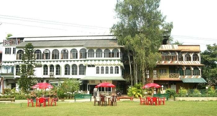 gardens at nirala resort
